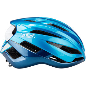 ABUS StormChaser Casco, steel blue